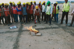 Fire and Safety Mock Drill
